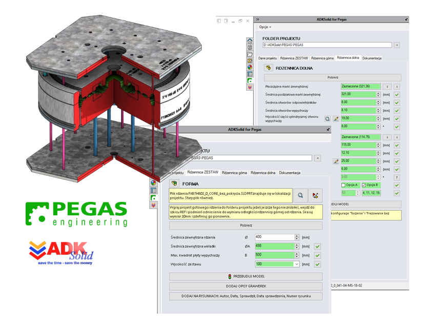 ADKSolid for Pegas 2019